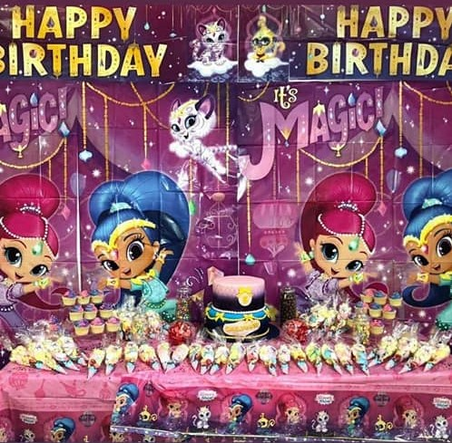 SHIMMER & SHINE DANCE PARTY